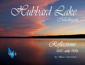 Hubbard Lake Michigan Reflections Vol. 1