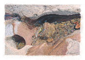 "River Rock-Collection IV 13.2""x9"""